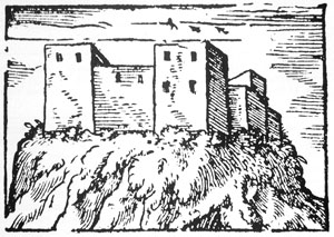 Hohenburg um 1568